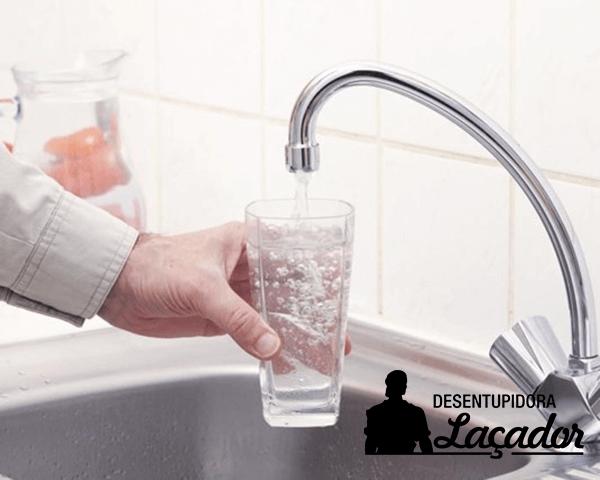 Manutenção e higienização de caixa d'água deve ser semestral
